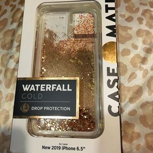 Case-Mate Gold Waterfall iPhone 11 Pro Max